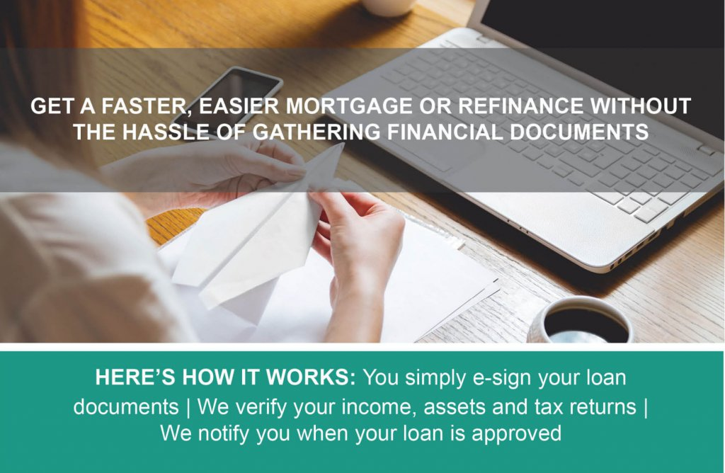 Mortgage Documents Required